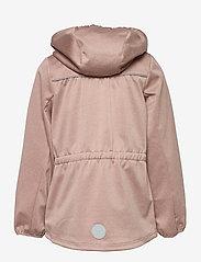 Wheat - Softshell Jacket Gilda - softshell-jakker - fawn melange - 1