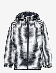 Wheat - Softshell Jacket Eddie - softshell jassen - kit stripe - 0