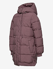 Wheat - Down Jacket Kamma - puffer & padded - eggplant melange - 5