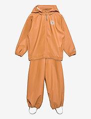 Wheat - Rainwear Charlie - sets & suits - golden camel - 0