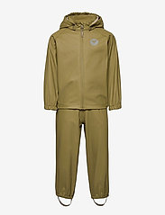 Wheat - Rainwear Charlie - ensembles - heather green - 0