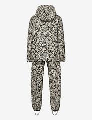 Wheat - Rainwear Charlie - sets & suits - ink flowers - 1