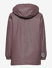 Wheat - Thermo Rain Coat Ajo - jassen - eggplant - 3