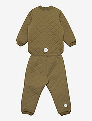Wheat - Thermo Set Frey - overall - olive - 1