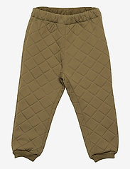 Wheat - Thermo Set Frey - overall - olive - 2