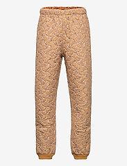 Wheat - Thermo Pants Alex LTD - flyverdragter - golden flowers - 0