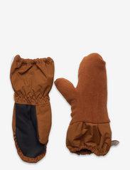 Wheat - Mittens Tech - hoeden & handschoenen - cinnamon - 1