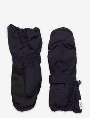 Wheat - Mittens Tech - hoeden & handschoenen - deep blue - 0