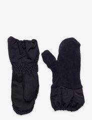 Wheat - Mittens Tech - hoeden & handschoenen - deep blue - 1