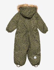 Wheat - Snowsuit Nickie Tech - snowsuit - winter green forest - 1