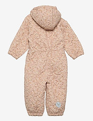 Wheat - Thermosuit Harley - outerwear - soft beige flowers - 1