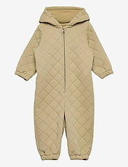Wheat - Thermosuit Harley - outerwear - slate green - 0