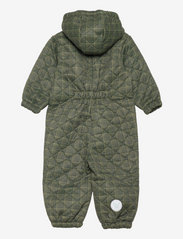 Wheat - Thermosuit Harley - thermo coveralls - olive check - 1