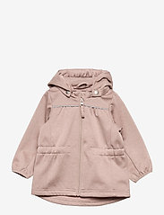 Wheat - Softshell Jacket Gilda - softshell jassen - fawn melange - 0