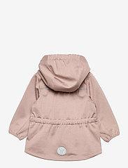 Wheat - Softshell Jacket Gilda - softshell jassen - fawn melange - 1