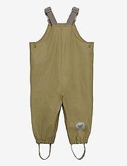 Wheat - Rainwear Charlie - sets & suits - heather green - 2