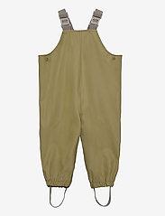 Wheat - Rainwear Charlie - sets & suits - heather green - 3