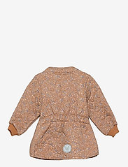 Wheat - Thermo Jacket Thilde LTD - overall - golden flowers - 1