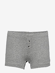 Wheat - Boy Underwear - underwear sets - melange grey - 2