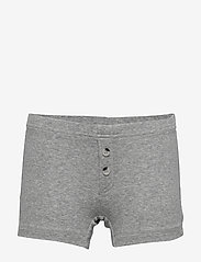 Wheat - Boy Underwear - underwear sets - melange grey - 3