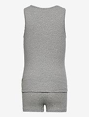 Wheat - Boy Underwear - sets - melange grey - 1