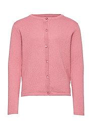 Knit Cardigan Manuela - PEACH ROSE