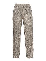 Trousers Malou - EGGSHELL
