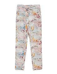 Trousers Shilla - PALE ROSE