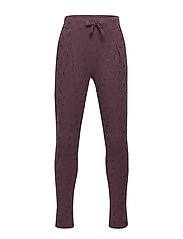 Soft Pants Abbie - SOFT EGGPLANT