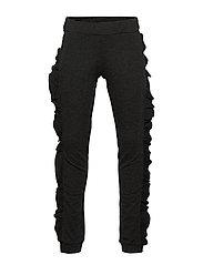 Soft Pants Madelon - CHARCOAL MELANGE