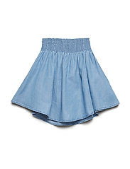 Skirt Netty - BLUE DENIM