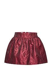 Skirt Otine - DARK BERRY