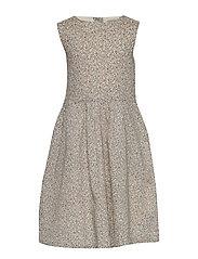 Dress Thelma - EGGSHELL