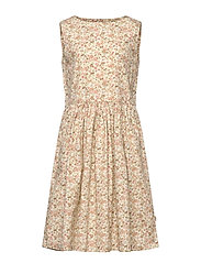 Dress Thelma - EGGSHELL FLOWERS