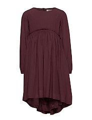 Dress Magda - SOFT EGGPLANT