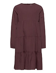 Dress Fanny - SOFT EGGPLANT
