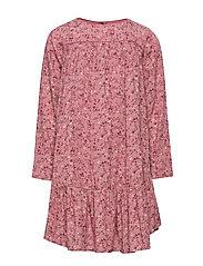 Dress Alisa - PEACH ROSE