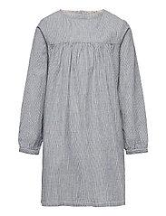 Dress Anine - COOL BLUE STRIPE
