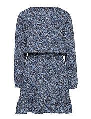 Dress Benta - GREYBLUE