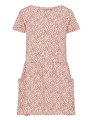 Dress Birthe - POWDER MINI FLOWERS