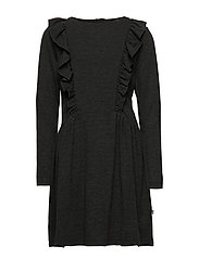 Dress Majvi - CHARCOAL MELANGE