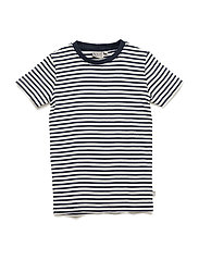 T-Shirt Wagner SS - NAVY