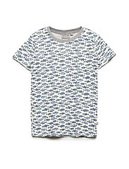 T-Shirt Wagner SS - IVORY