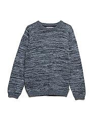 Knit Pullover Marvin - SKY MELANGE
