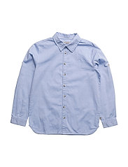 Shirt Pelle LS - DOVE