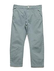 Trousers Noah - LEAD BLUE