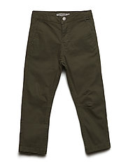 Trousers Slim Orla - DARK ARMY