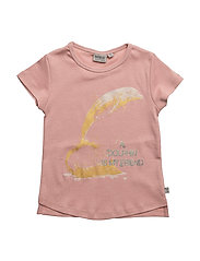 T-Shirt Dolphin SS - MELLOW ROSE
