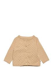 Knit Cardigan Maja - SOFT BEIGE