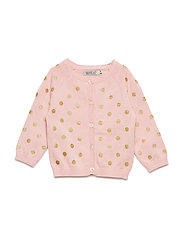 Knit Cardigan Filippa - SOFT ROSE